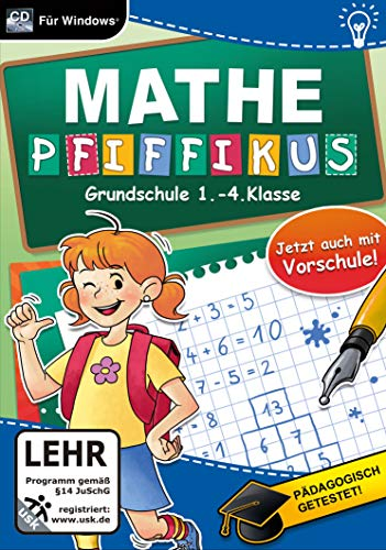 Mathe Pfiffikus Grundschule (PC)