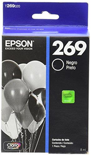 Epson Cartucho de Tinta color Negro para XP-702, T269020