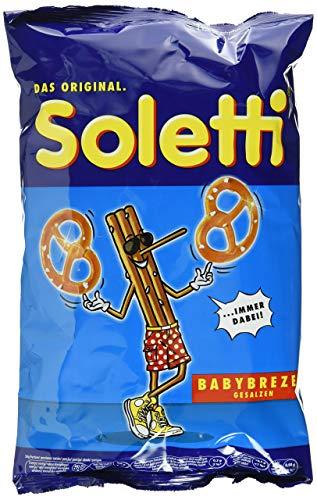 Soletti Baby Brezel Salz, 15er Pack (15 x 200 g)