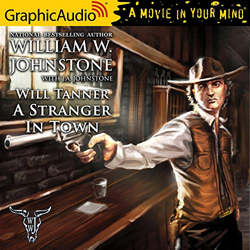A Stranger In Town [Dramatized Adaptation] cover art