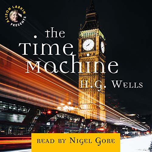 Couverture de Alison Larkin Presents: The Time Machine
