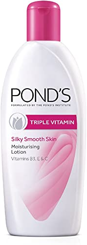 Pond's Triple Vitamin Moisturising Body Lotion, 300ml product image