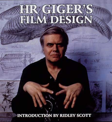 H. R. Giger's Film Design