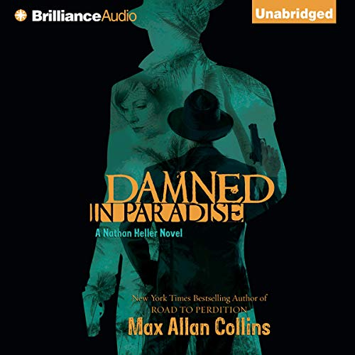Damned in Paradise cover art