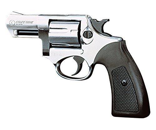 KIMAR Revolver a Salve Competitive 2' Cal.380   Top Firing   Acciaio