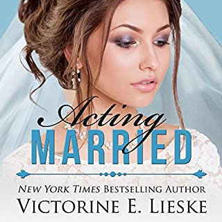 Acting Married audiobook cover art