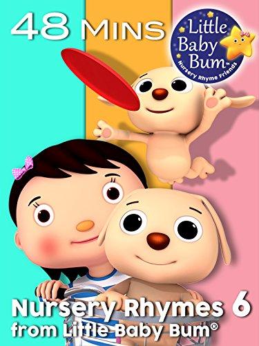 Nursery Rhymes Volume 6 by Little Baby Bum