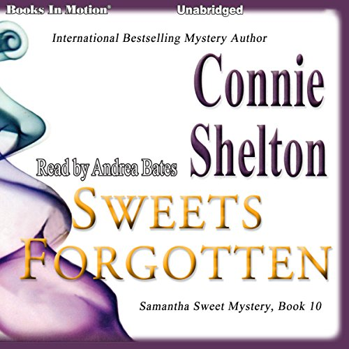 Sweets Forgotten audiobook cover art