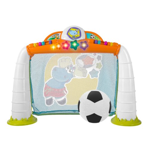 Chicco Goal League Interactive Football Net Game