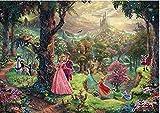 Puzzle La Bella Durmiente 1000 piezas multicolor