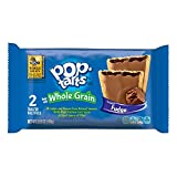 Kellogg's Pop-Tarts Frosted Toaster Pastries, Frosted Fudge, 72 Count