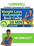 Fitness Training at Home: Weight Loss Bodyweight Boot-Camp Workout