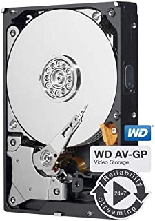 WD AV-GP 500 GB AV Hard Drive: 3.5 Inch, SATA II, 32 MB Cache (WD5000AVDS) (Old Model) [並行輸入品]