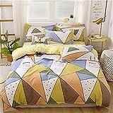 Ropa De Cama Textiles para El Hogar Funda Nórdica Suave Cómoda Y Transpirable Adecuada para Todas Las Estaciones 150x200cm