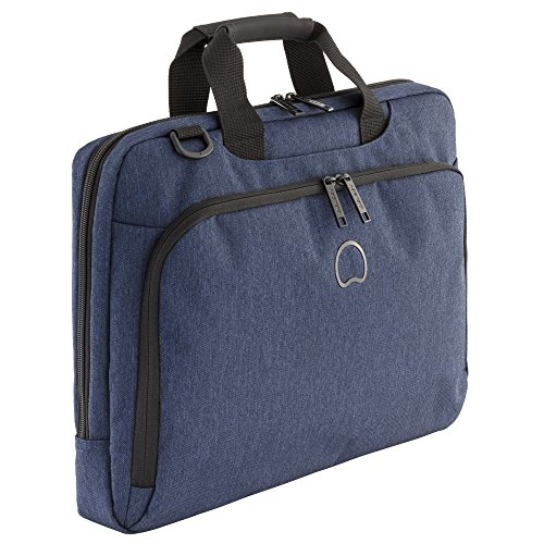 DELSEY PARIS - ESPLANADE - Cartable, 30 cm, 11 L, Bleu...