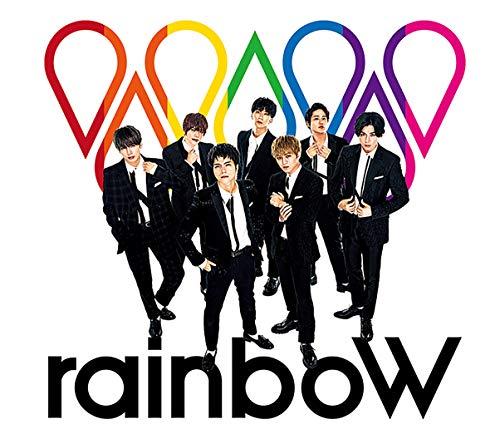 【メーカー特典あり】 rainboW (初回盤A) (ステッカーA付)