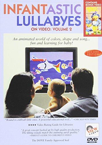 Infantastic Lullabyes - Vol. 2 [1993] (REGION 1) (NTSC) [Edizione: Regno Unito]
