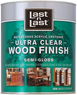 Star Bronze 3792 Zip Guard Semi-Gloss 275 VOC Water-Based Urethane Wood Finish