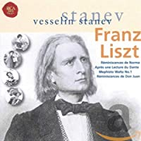 Liszt: Reminescenses de Norma & Other Piano Works