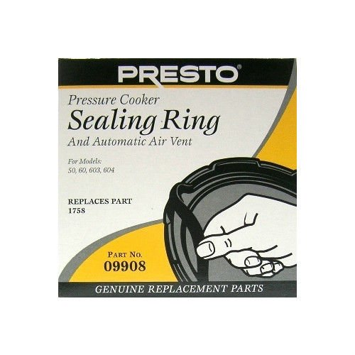 presto sealing ring 09985 - 6