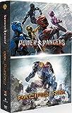 Coffret 2 films : power rangers ; pacific rim