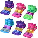 LundK-II 12 Paar Bambus Damen Sneaker Socken Füßlinge EDS92238 35/38