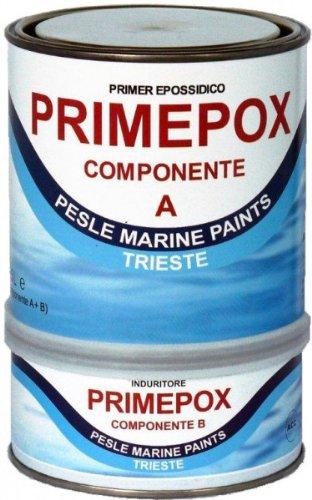 MARLIN Primepox Epoxy Primer 750ml rot - Grundierung Aluminium, Eisen & Blei