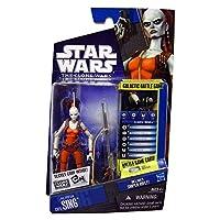 Hasbro スター・ウォーズ クローン・ウォーズ ベーシックフィギュア オーラ・シング/Star Wars 2010 The Clone Wars Action Figure CW11 Aurra Sing【並行輸入】