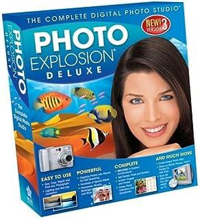 Nova Development Photo Explosion Deluxe 3.0 Win 00 XP Vista CD PRWT
