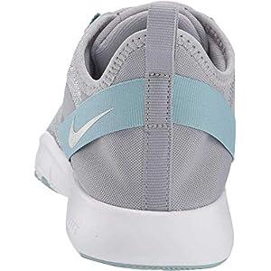Nike Women's Flex Trainer 9 Cross, Wolf Grey/Pure Platinum-Ocean Cube-White, 8.5 Regular US