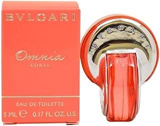 BVLGARI Omnia Coral Women Eau De Toilette Splash, 5ml/0.17 fl.oz