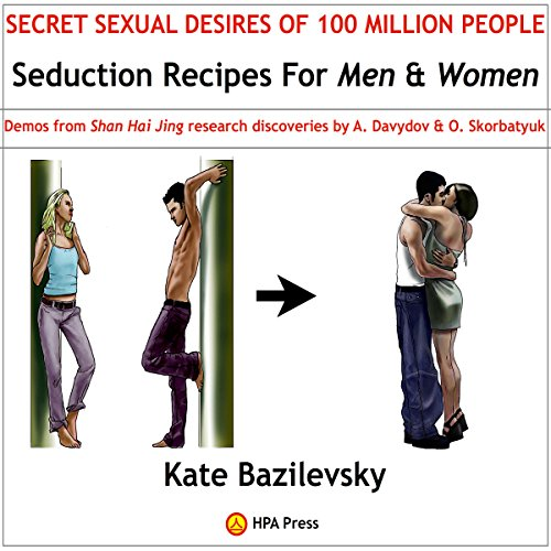 Secret Sexual Desires of 100 Million People audiobook cover art
