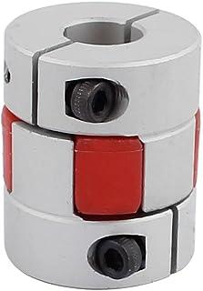 Wellenkupplung 15/St/ück CNBTR vertikale Leitspindel und Schaft aus Blei Kugellager optische Achse und Stehlager Wellenunterst/ützung und flexible Welle Gleitblock mit Dual-Schiene