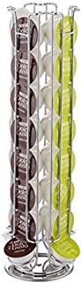 Beauenty 32 Capsule Coffee Pod Stand Rack Coffee Pod Holders for Nescafe Dolce Gusto (32 Pods)