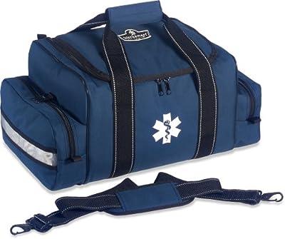 Arsenal 5215 Large First Responder Trauma EMT First Aid Duffel Bag w/ Shoulder Strap, Blue from Ergodyne