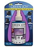 Screen Joy Computer Screen Cleaner and Microfiber Cloth - Perfect...