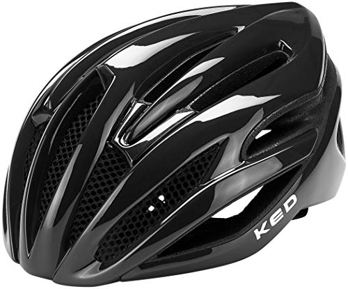 KED Rayzon Helm Process Black Kopfumfang L   57-61cm 2021 Fahrradhelm