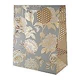 Hallmark - Bolsa de regalo (tamaño grande), diseño floral