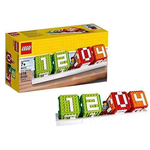LEGO Iconic Brick Calendar (40172)