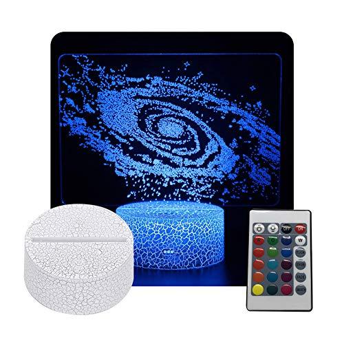 Keine App Europa und America Globe Serie 3D Night Light Farbige Touch Fernbedienung Desk Lamp Gift Light Visual Light