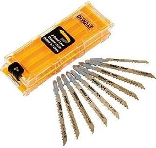 Dewalt DT2296-QZ DT2296-QZ-Hojas XPC para cortar Madera-conjunto de 10 hojas