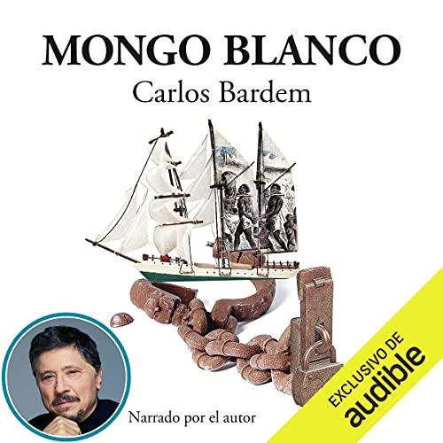 Diseño de la portada del título Mongo Blanco