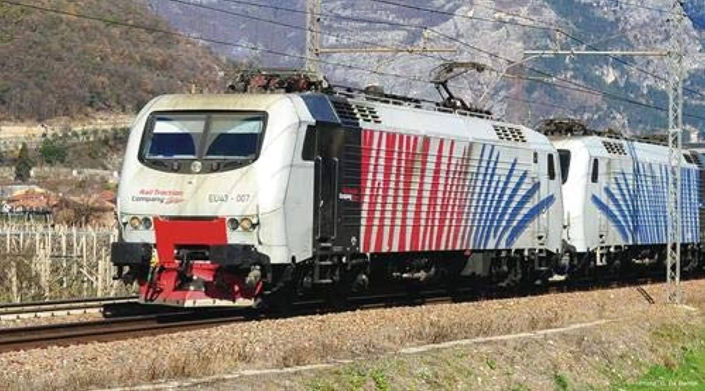 Roco 73679 Elektrolokomotive EU 43-007, Lokomotion