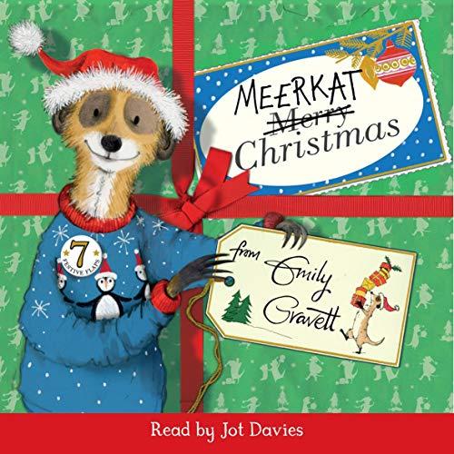 Meerkat Christmas cover art