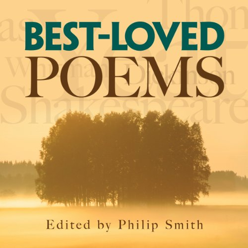 Best-Loved Poems audiobook cover art