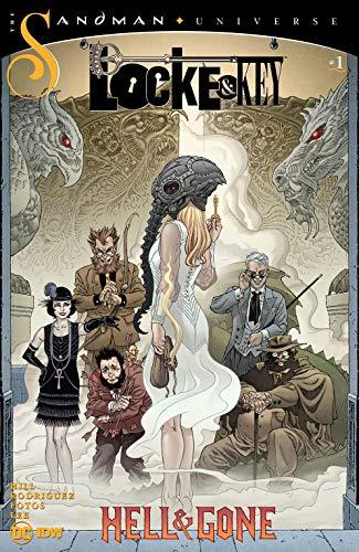 Locke & Key/Sandman: Hell & Gone #1 (English Edition)