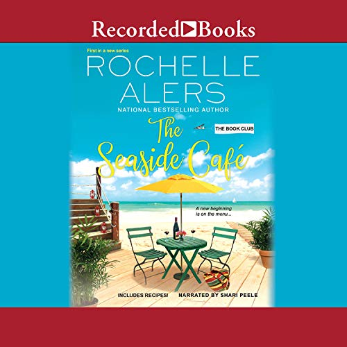 The Seaside Cafe audiobook cover art