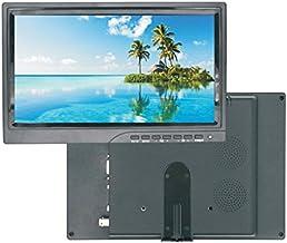 10.1inch LCD Monitor with HDMI VGA USB AV BNC Support Input Source 366X768 IPS LCD Screen
