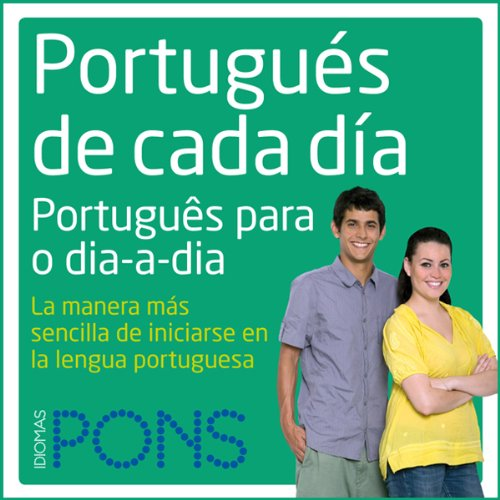 Portugués de cada día [Everyday Portuguese] audiobook cover art