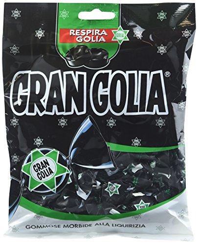 Golia - GRAN Gommose Morbide alla Liquirizia, (2)- 6.3 oz. Bags